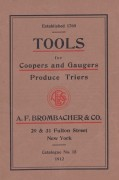 AFBrombacherToosforCoopersandGaugers1912(eng)Catalogue
