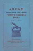 AbramCementFinishingTools1920(eng)Catalogue