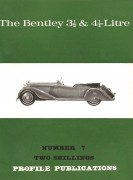 CarProfile007-Bentley3,5-4,3Litre