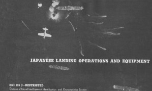 Japanese Landing Operations 1943 (eng) (ONI225J) DT